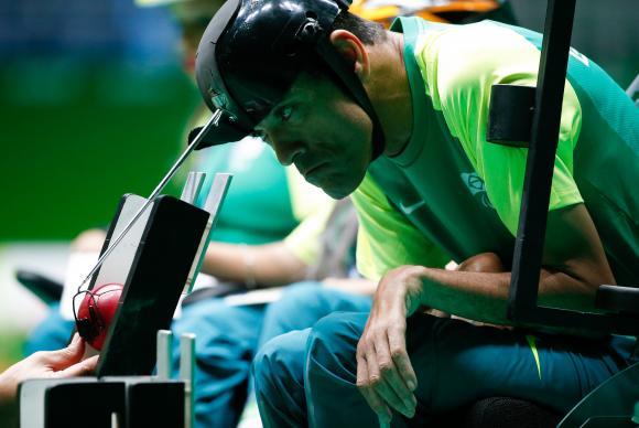 Atletas com paralisia destacam papel da bocha na volta por cima