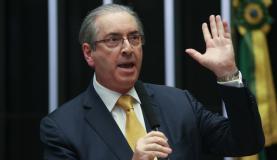Ministro do STF envia inquérito de Cunha para Justiça Federal do DF