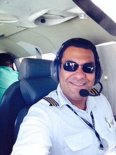 FAB encontra corpo de piloto que caiu com aeronave em MS