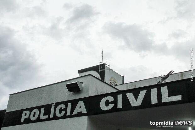 Casal é assaltado por bandido armado em avenida da Capital