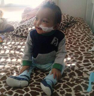 Lutando pela vida, bebê precisa de doações para realizar transplante em Miami