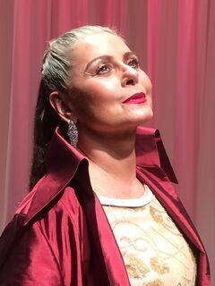 Vera Fischer estreia espetáculo teatral em Campo Grande