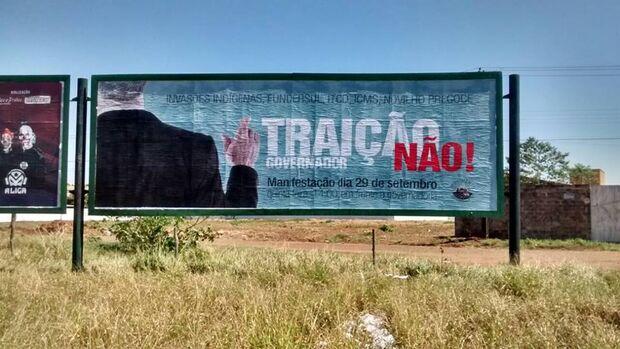 Com pautas antigas, grupo chama Reinaldo de traidor; governo rebate: objetivo eleitoral