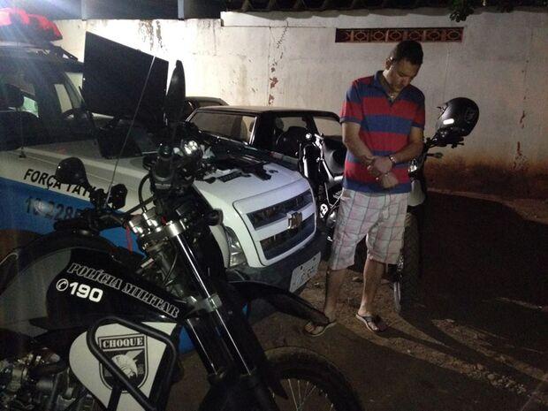 Homem procura polícia após ser ameaçado de morte por traficante da Capital