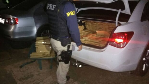 Traficante troca tiros e morre após perseguição policial em Campo Grande