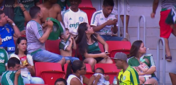 Por briga, Flamengo e Palmeiras são punidos com decisão inédita do STJD