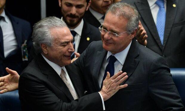 Renan: decisão sobre Dilma não se aplica ao caso Cunha