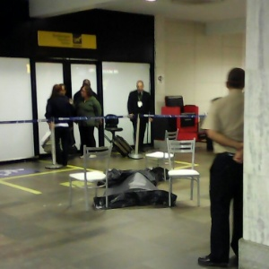 Rapaz é morto a tiros dentro do aeroporto de Porto Alegre