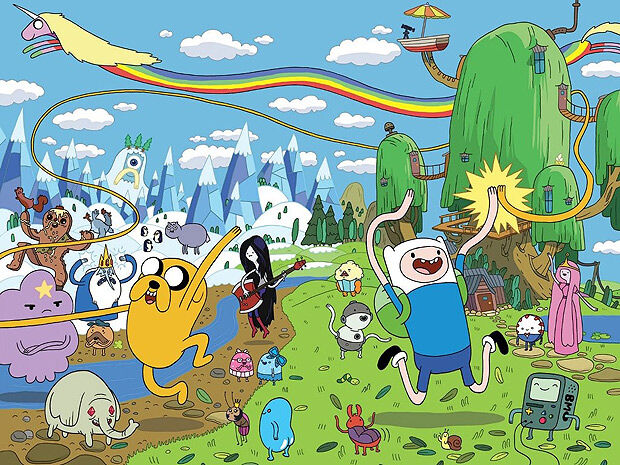 Cartoon Network anuncia fim de 'Hora da Aventura' para 2018