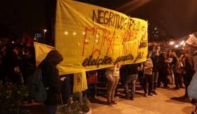 Pelo menos quatro são detidos em manifestação na capital paulista