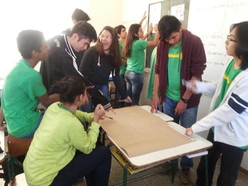 """Atividade envolve mais de 600 alunos em etapa do """"Direitos Humanos Vai à Escola"""""""