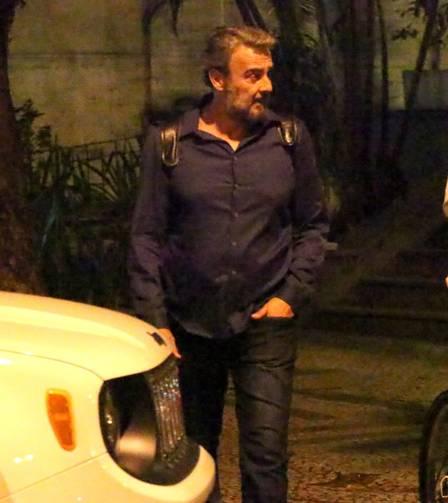 Alexandre Borges nega uso de droga após divulgação de vídeo: 'Quero esclarecer'