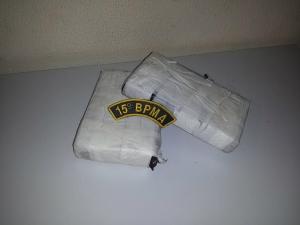 Polícia Ambiental apreende mais de dois quilos de cocaína na MS-040