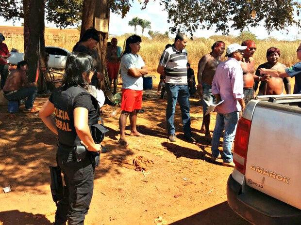 Grupo cobra agenda positiva do Governo na resolução de conflitos no campo