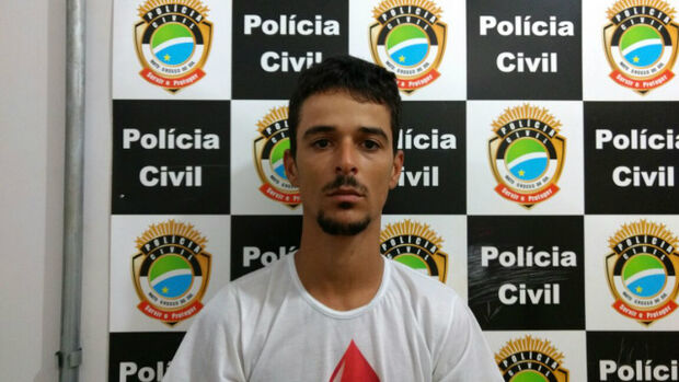Homem é preso com revólver e trouxinhas de cocaína em Dourados