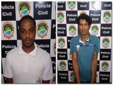 Polícia Civil realiza operação de combate ao tráfico de drogas e prende dois traficantes