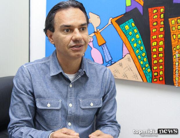 'Vamos devolver a qualidade de vida para Campo Grande', promete Marquinhos