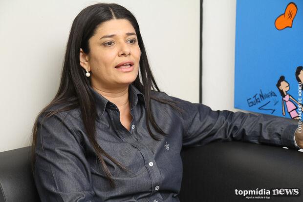 Rose Modesto quer choque de gestão e transparência para melhor administrar Campo Grande