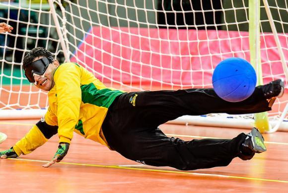 Equipes masculina e feminina do goalball estreiam hoje na Paralimpíada