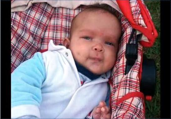 Bebê que morreu na cama dos pais tinha problemas no coração e perdeu gêmeo no parto