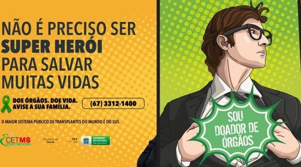 """Campanha do """"Setembro Verde"""" intensifica debates sobre a importância da doação de órgãos"""