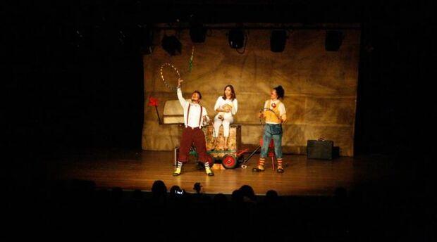 Circuito Sul-Mato-Grossense de Teatro leva espetáculo 'Cadê?' para 4 municípios do Estado