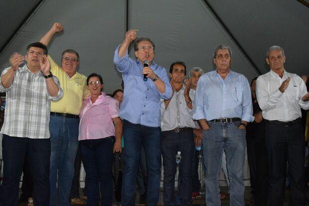 Puccinelli e Marun entram com representação contra policial civil de Iguatemi