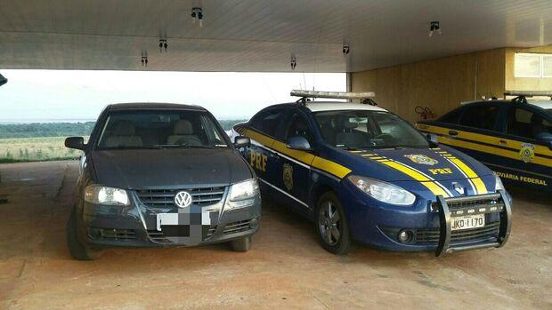 Polícia recupera na fronteira veículo roubado há um ano em Campo Grande