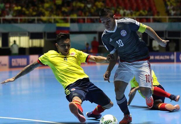 Nos pênaltis, Paraguai bate Colômbia e aguarda o vencedor de Brasil x Irã