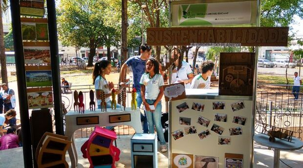 Concurso 'Aprender a Empreender no Meio Ambiente' premia alunos do Ensino Médio da Capital