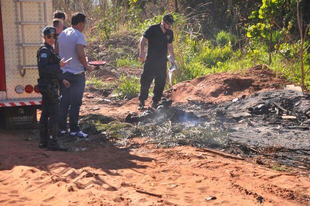 PM encontra corpo carbonizado no Parque dos Poderes; segundo caso neste mês