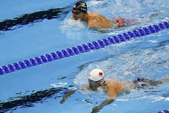 Daniel Dias chega em segundo e conquista a quarta medalha na Paralimpíada do Rio