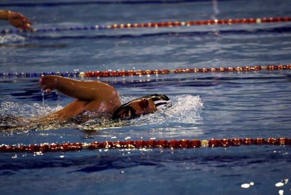 Brasil disputa sete finais na primeira noite da natação paralímpica