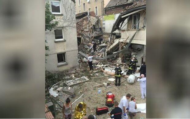 Explosão em edifício deixa ao menos 20 feridos na França