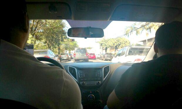 Testamos o Uber em seu dia de estreia em Campo Grande; confira como foi