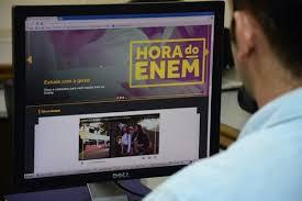 Começa hoje terceiro simulado no portal Hora do Enem