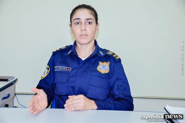 Primeira comandante mulher da Guarda, Adriana fala de orgulho pela camisa azul marinho