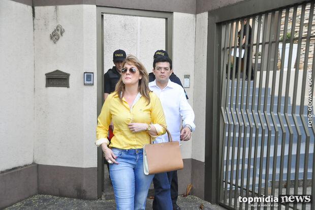 Defesa de casal Olarte tenta acessar interrogatórios realizados pelo MPE