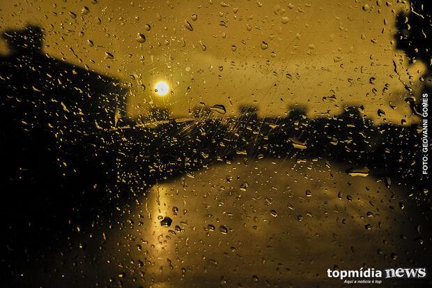Clima promete intercalar entre sol e chuva nos próximos dias