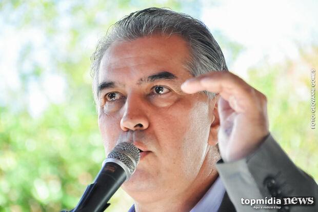 Reinaldo vai a Brasília pedir apoio para manutenção de presos internacionais