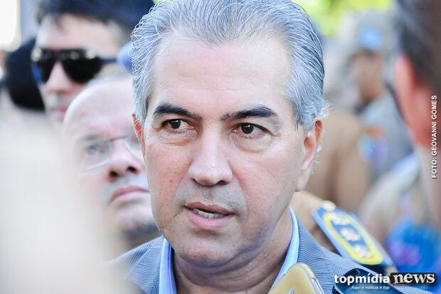 Reinaldo é o segundo governador mais bem avaliado do Brasil, revela Ibope