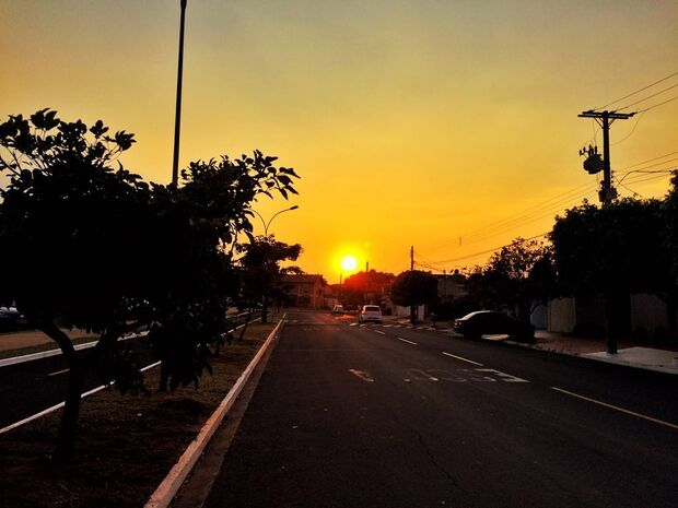 Sábado com predomínio de sol em Campo Grande