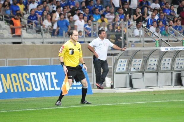 Quatro árbitros e assistentes de MS atuam no Brasileirão séries A e C