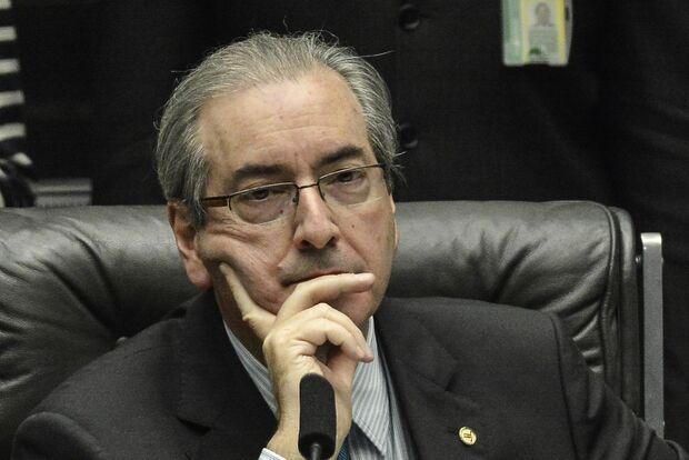 Planalto abandona Eduardo Cunha às vésperas da votação de cassação