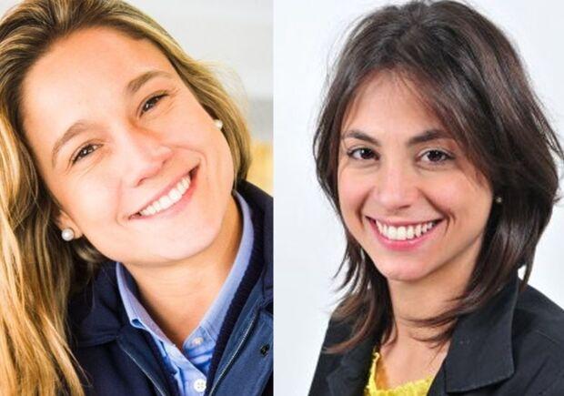 Fernanda Gentil assume o namoro com jornalista que mora no RS