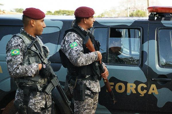 Ao menos 265 municípios receberão reforços na segurança na eleição
