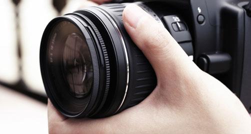 Centro Cultural oferece curso gratuito de Fotografia para Câmera Semiprofissional e Reflex
