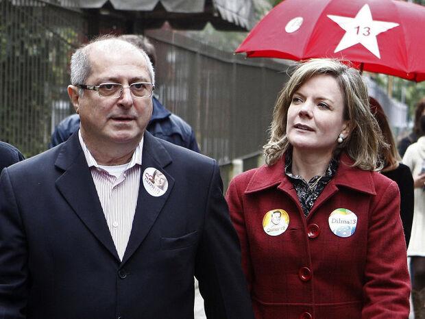 Supremo julga terça-fera denúncia contra Gleisi e Paulo Bernardo