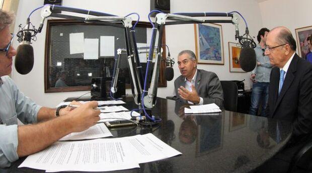 Reinaldo diz que Temer tem que acelerar reformas e atacar desemprego
