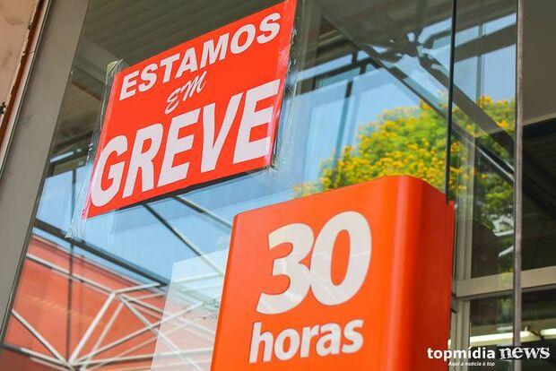 Mesmo com decisão judicial, greve dos bancários continua em MS